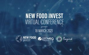 New Food Invest Virtual Conference Brings Vegan Entrepreneurs & Investors Together